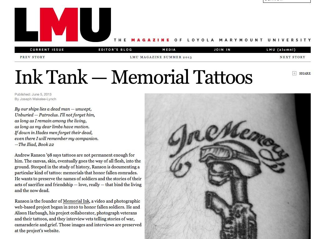 LMU article clip art